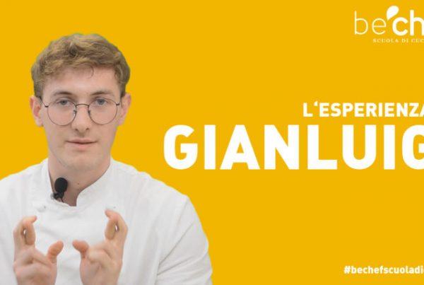 L'esperienza del collaborator di cucina Gianluigi Sicurella